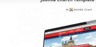 Best Joomla Church Website Templates