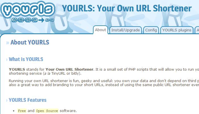Yourls.org