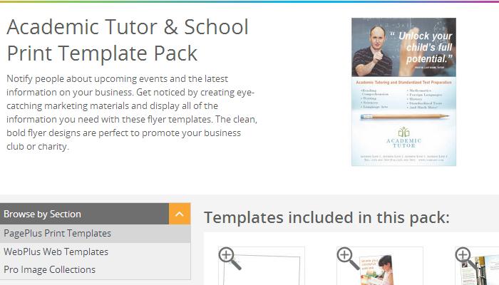 Serif.com Academic Pack
