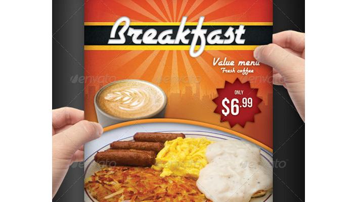 4 Pancake Breakfast Flyer Templates Af Templates