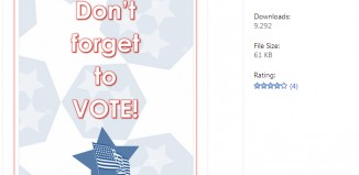 5 Election Flyer Templates