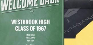 5 High School Reunion Flyer Templates