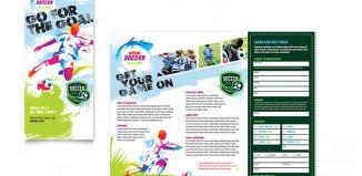 5 Summer Camp Flyer Templates