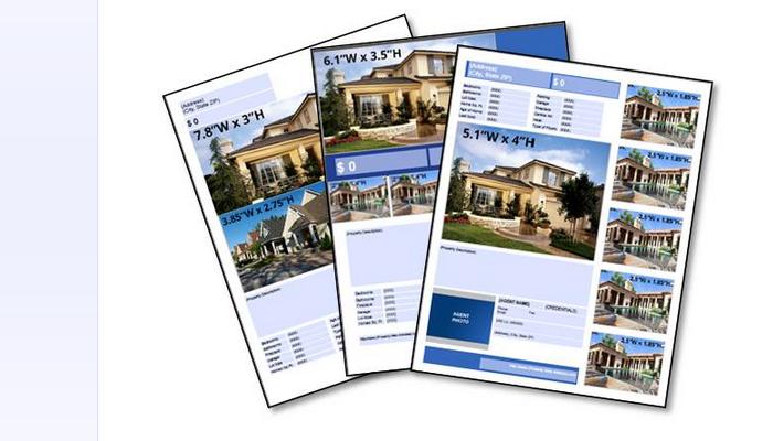 5 house for rent flyer templates af templates for Rental property flyer template
