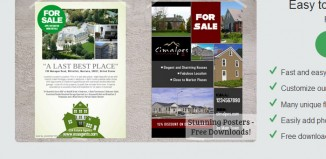 6 Commercial Real Estate Flyer Templates