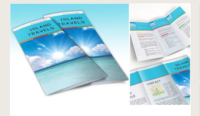 adobe indesign brochure template af templates