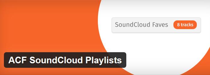 ACF SoundCloud Playlists