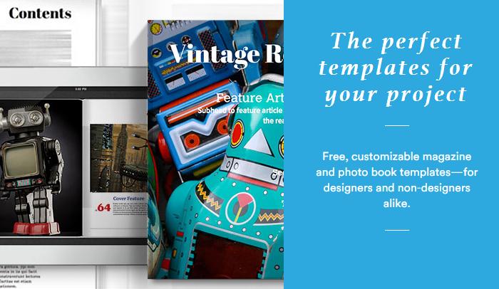 5 indesign cookbook template af templates for Blurb indesign template