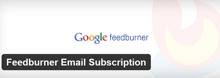 FeedBurner Email Subscription