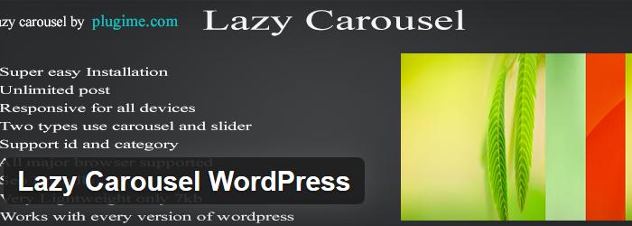 Lazy Carousel