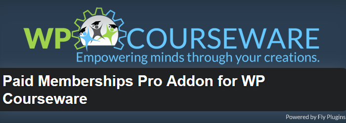 Paid Memberships for Pro Add-on for WP Courseware