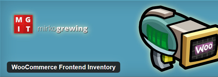 WooCommerce Frontend Inventory