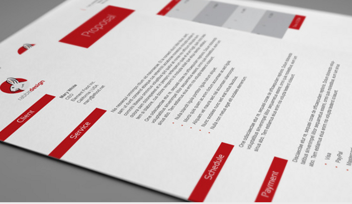 free annual report template sanjonmotel indesign proposal template af templates