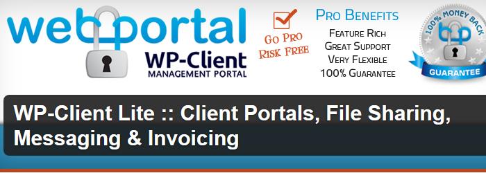 WP-Client Lite