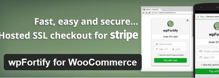 WpFortify for WooCommerce