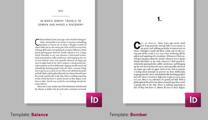 free ebook templates - 5 indesign ebook templates af templates
