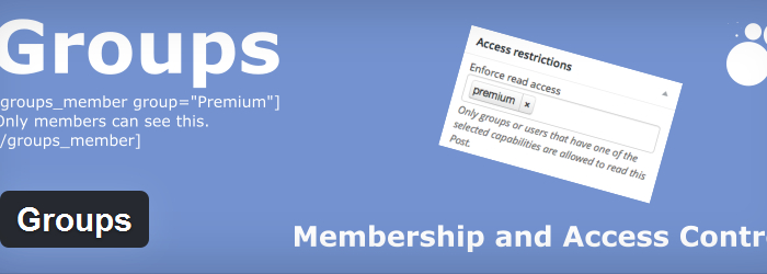 Groups Membership And Access Control