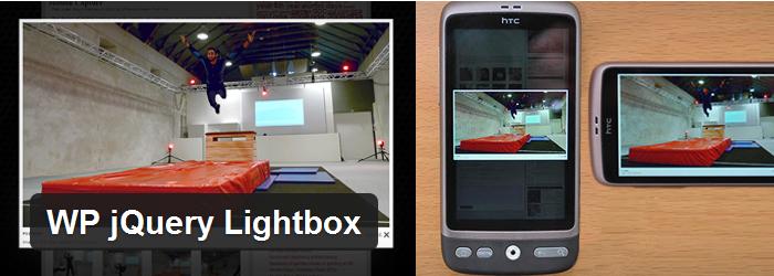 WP jQuery Lightbox