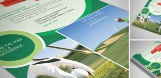 5 Free Golf Outing Flyer Templates