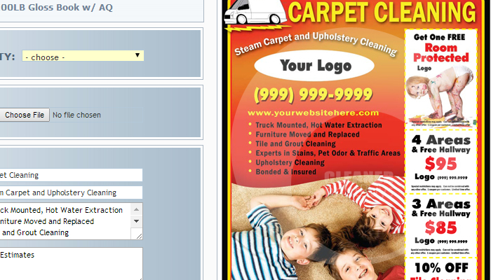 4 Carpet Cleaning Flyer Templates | AF Templates