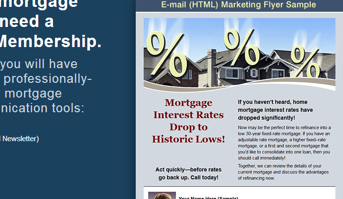 4 Mortgage Flyers Templates Af Templates