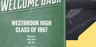 5 High School Reunion Flyer Templates