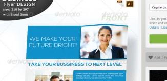 5 Informational Flyer Templates