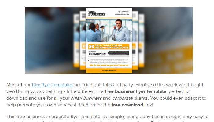4 Computer Repair Flyer Templates | Af Templates
