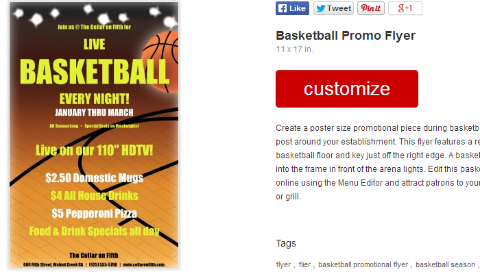 5 basketball camp flyer templates af templates