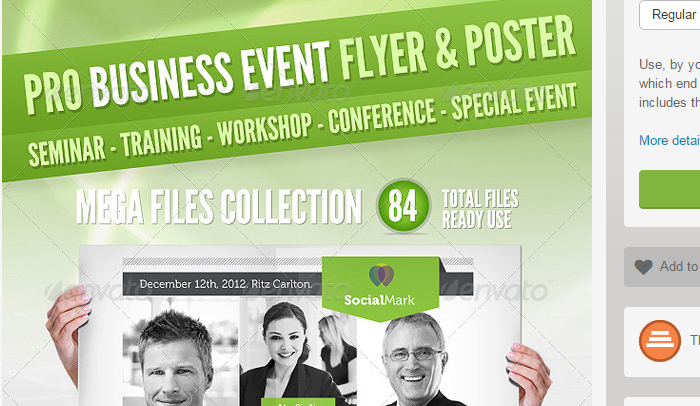 5 Conference Flyer Templates – Conference Flyer Template