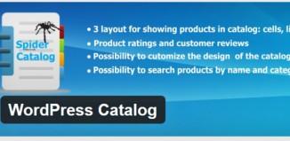 7 Best Wordpress Product Catalog Plugins