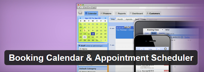Booking Calendar & Appointment Scheduler
