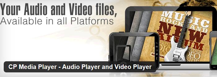 CP Media Player