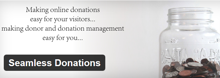 Seamless Donation