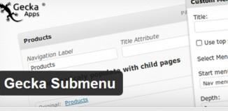 The Best Wordpress Submenu Plugins