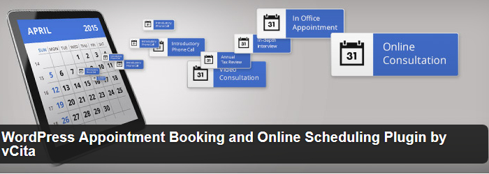 vCita Appointment Booking and Online Scheduling