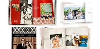 7 InDesign Wedding Album Templates