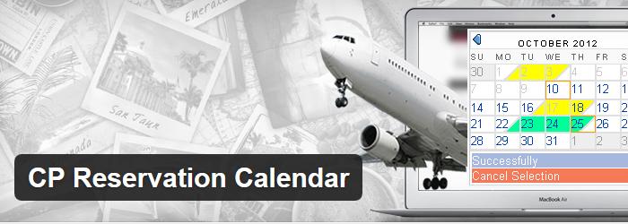 CP Reservation Calendar
