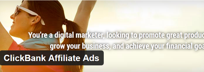Clickbank Affiliate Ads