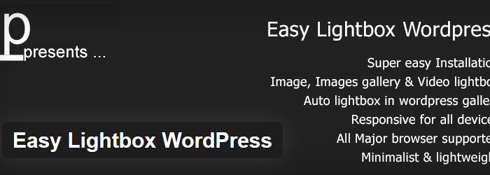 Easy Lightbox WordPress