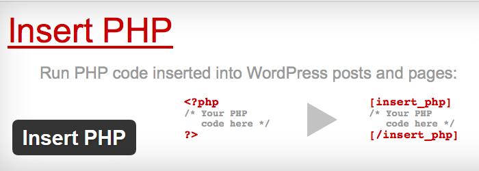Insert PHP
