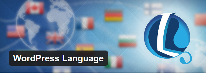 Language for WordPress
