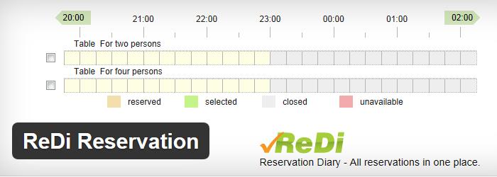 ReDi Reservation