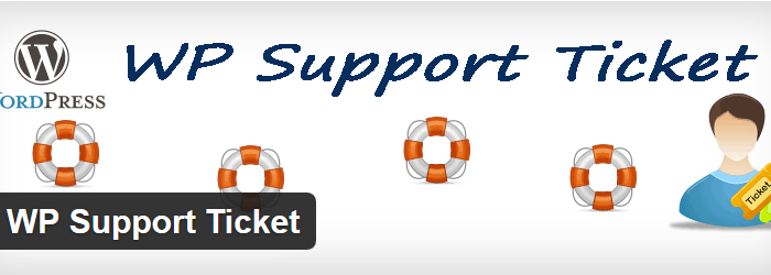 WP Support Tickets