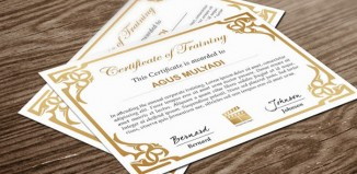5 Indesign Certificate Template