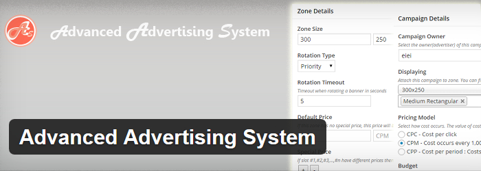 Advanced Advertising System