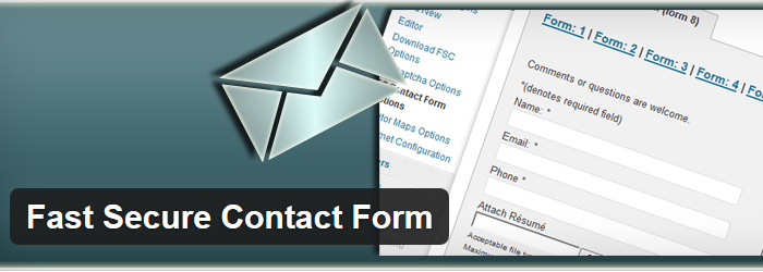 Fast Secure Contact Form