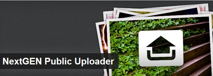 NextGEN Public Uploader