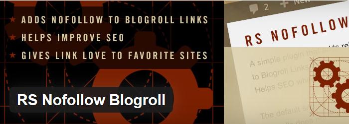 RS Nofollow Blogroll