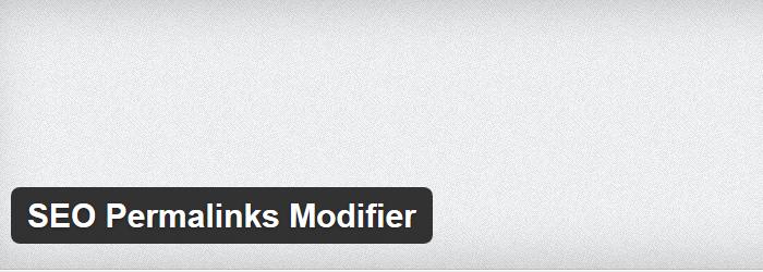 SEO Permalinks Modifier